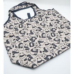 保冷保温 エコバッグ 国内送料無料 携帯バッグ コンパクト アニマル柄 ブランド買うならブランドオフ 35×46×11cm