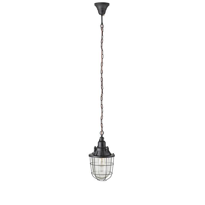 ペンダントライト LHT-716 幅20×奥行20×高さ42cm コード長1m 室内照明 吊下げ灯 電球付 おしゃれ モダン