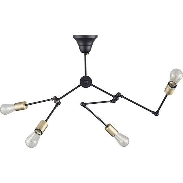 【35%OFF】ライト スチール 幅109×奥行104×高86cm 室内照明 シャンデリアライト シーリング ペンダントライト