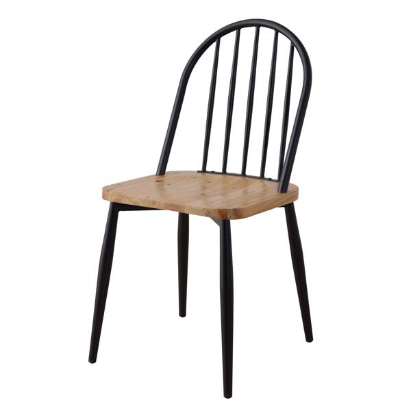 ワーカーチェア 木製 おしゃれ 天然木 北欧 チェア 椅子 いす ワークチェア デスクチェア カフェチェア カフェ cafe モダン 食卓 ウッドチェア 木製チェア 木製