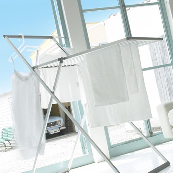 室内 物干し KAKAL ランドリースタンド タオル KL-L コンパクト 折りたたみ 隙間に収納 送料無料