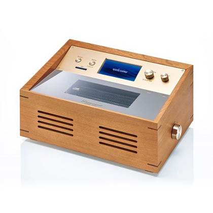 Primotone プリモトーン サクラモデル 高級 オルゴール 楽器 オーディオ 日本製 カフェ バー 出産祝い 癒しの528Hzのフルコーラス生演奏