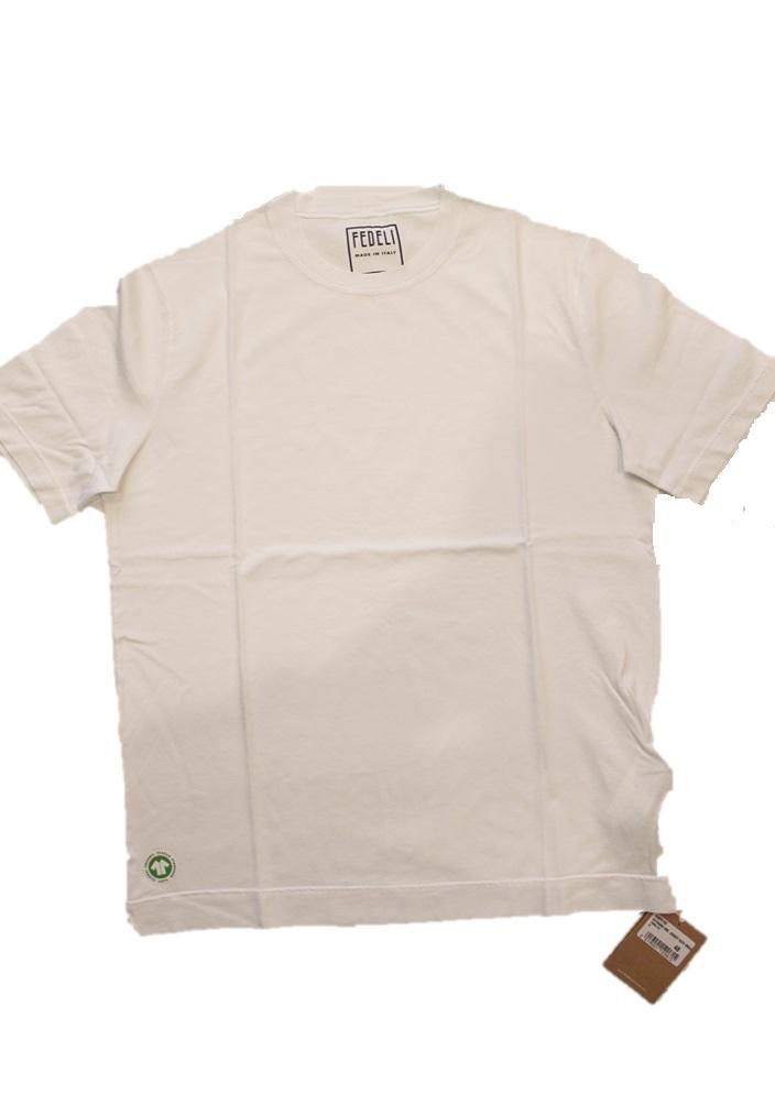 FEDELI【フェデーリ】オーガニックコットン TシャツEXTREME MM JERSEY GIZA ORGANIC