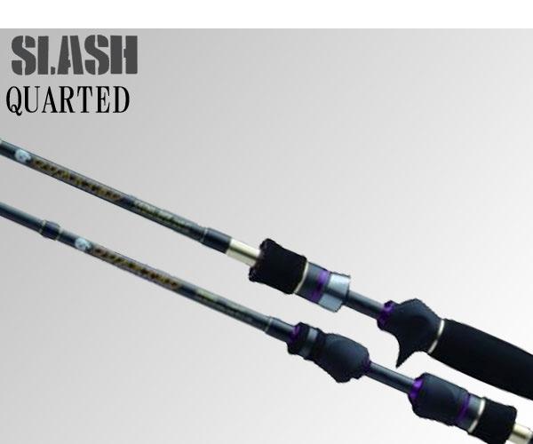 SLASH(斜线)  QUARTED(kuoteddo)  C67ML-BFS 052055公共汽车鱼竿减弱