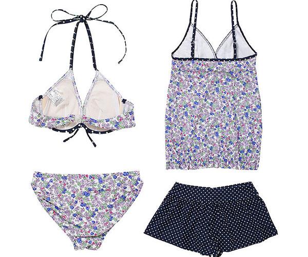 OP (op) 524-815 ladies swimwear set 4-piece set 05P03Dec16