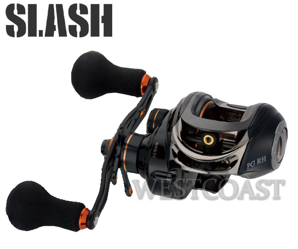 SLASH ( スラッシュ ) CODE-ZERO PG 208704 ベイトリール淡水・海水どちらでもOK