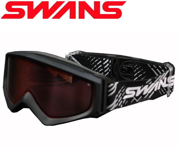 SWANS ( スワンズ ) GUEST-LCD MATT BLACK 液晶レンズゴーグル【 あす楽 対象 】【 あす楽便 】【 送料無料 ( 北海道 ・ 沖縄除く ) 】スキー スノーボード