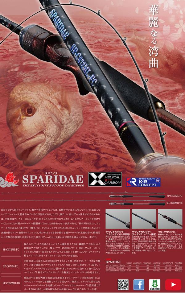 SLASH(斜线)  SPARIDAE(SPA打火机)SP-S712-TB 216cm 061224泰国熔岩鱼竿旋压