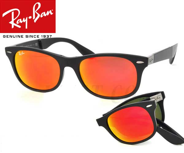 8248724e2f eWESTCOAST RAKUTEN ICHIBATEN  Ray-Ban (Ray-Ban) RB4223 RB4223-55-601S6Q sunglasses  rayban ultraviolet rays UV folding men gap Dis