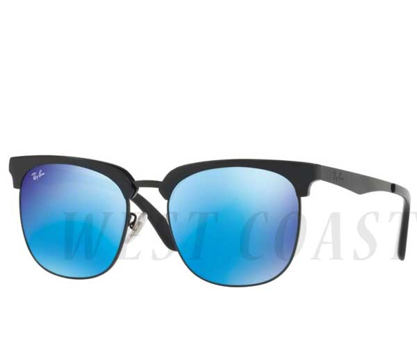 Ray-Ban(雷斑)  俱乐部主人RB3565D-56-002/55太阳眼镜