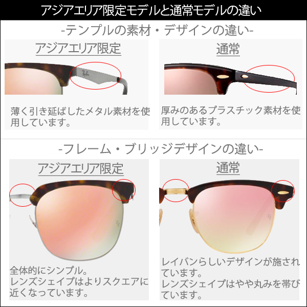 Ray-Ban(雷斑)  俱乐部主人RB3565D-56-041/2Y太阳眼镜