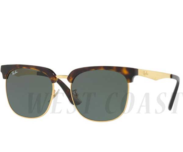 Ray-Ban(雷斑)俱乐部主人RB3565D-56-043/71太阳眼镜