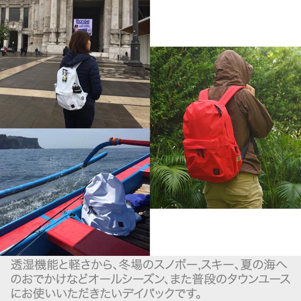 STREAM TRAIL(线流跟踪)BREATHABLE DAYPACK防水背包帆布背包
