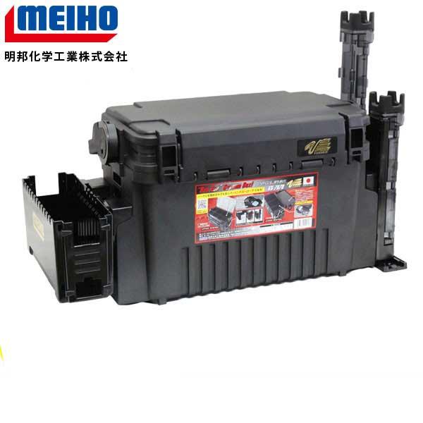 MEIHO ( メイホウ ) VS-7070 ロッドスタンド×2とサイドポケットセット当店オリジナルタックルボックスセットロッドスタンド2つとサイドポケットをセット 収納ボックス BOXをお探しの方に