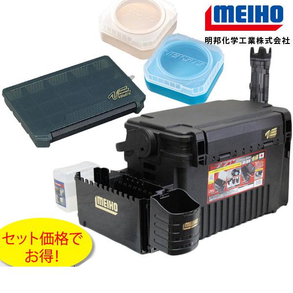 気質アップ MEIHO(メイホウ) VS-7070 VS-7070 MEIHO(メイホウ) バスフィッシングフルセット バサー当店オリジナルタックルボックスセット, カミマチ:2d4a50fa --- canoncity.azurewebsites.net