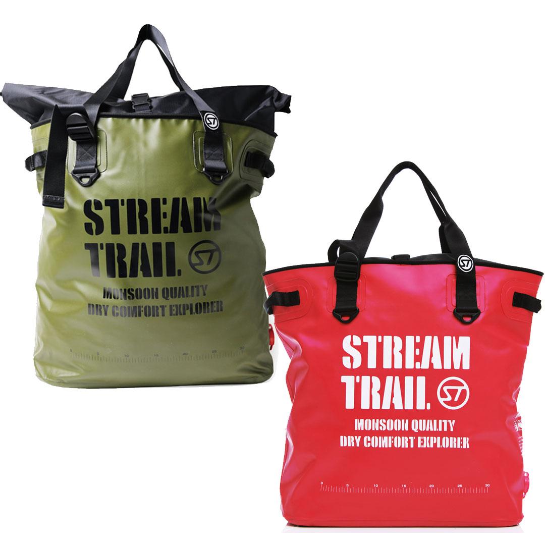 ストリームトレイル STREAM TRAIL 品名/Marche DX-0 トートバッグMARCHE DXシリーズは抜群の防水を誇るトートバッグシリーズ