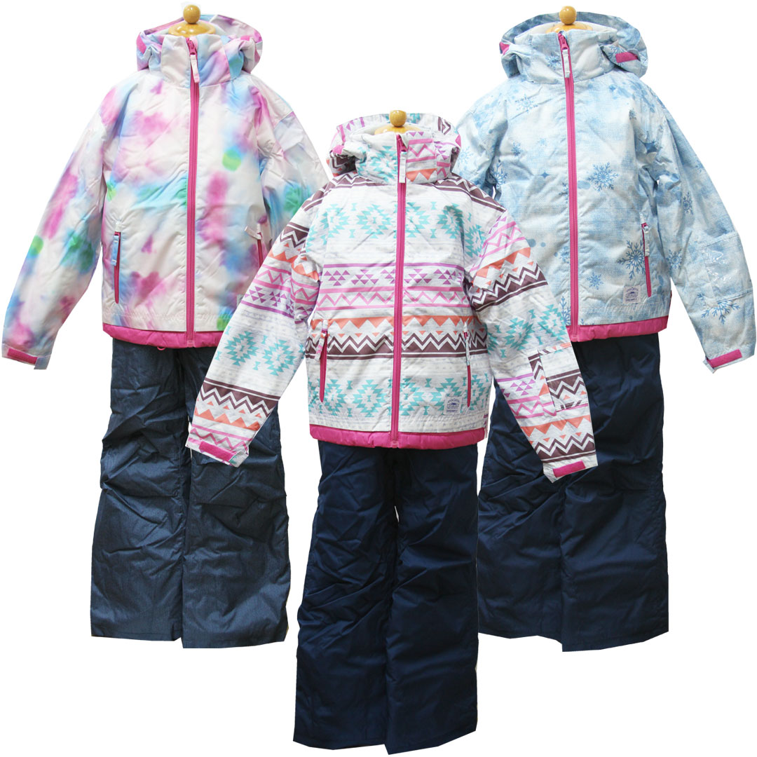 bea2510f I set the skiwear top and bottom for the child of the children of the DREAM  ...