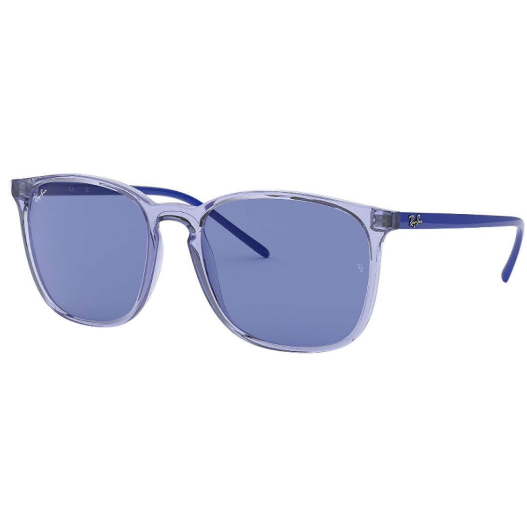 Ray-Ban ( レイバン ) RB4387F 126676 55 (TRASPARENT LIGHT BLUE) サングラス RayBan【 あす楽 対象 】【 あす楽便 】【 送料無料 ( 沖縄除く ) 】【5月末まで】