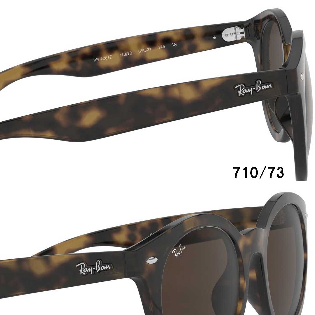 53782fbd1f0782 国内最安値! 4月1日UP Ray-Ban ( レイバン )YOUNGSTER 0RB4261D 710/73 ...