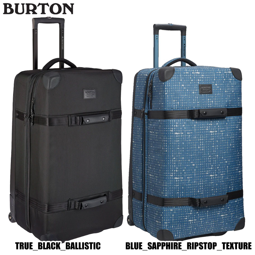 689204fbf3 Carrier bag with the February 21 UP BURTON (Burton) WHEELIE SUB TRAVEL  BAG(2019ss) 116091 wheel