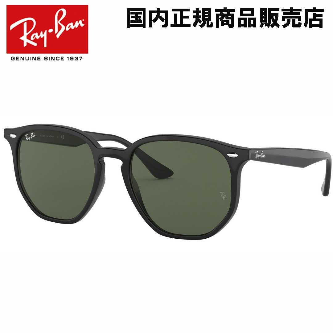 レイバン Ray-Ban 0RB4306F BLACK 601/71 54 サングラス【 あす楽 】 【送料無料 (沖縄除く)】【5月末まで】