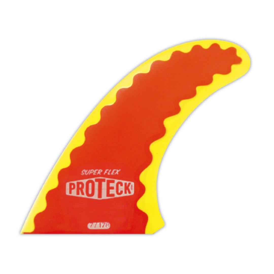 プロテックフィン PROTECK FIN7 スーパーFLEX ロングBOX4959431805042ロング/ソフトボード用フィン