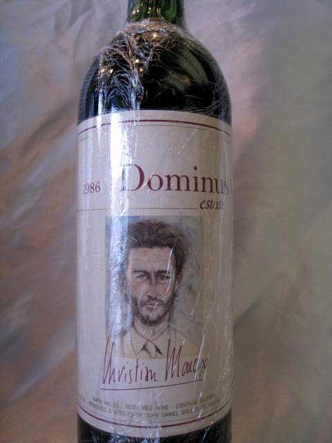 [1986] ドミナス 750ml Dominus