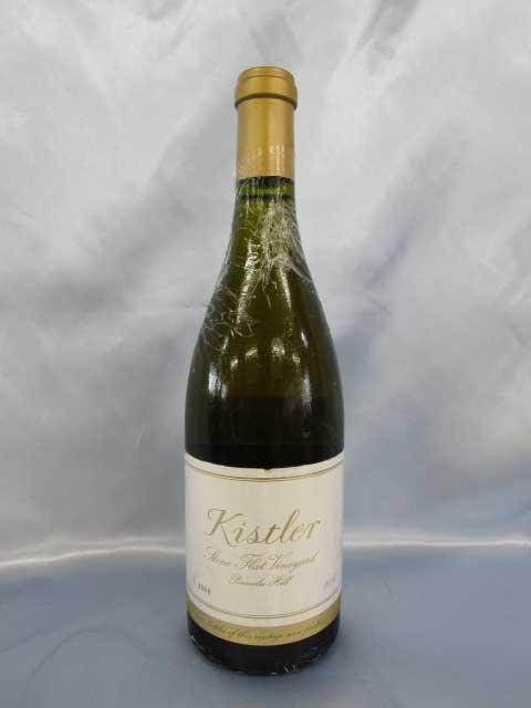 [2006] シャルドネ・ストーン・フラット・ヴィンヤード No4383 750ml キスラー Chardonnay Stone Flat Vineyard / Kistler