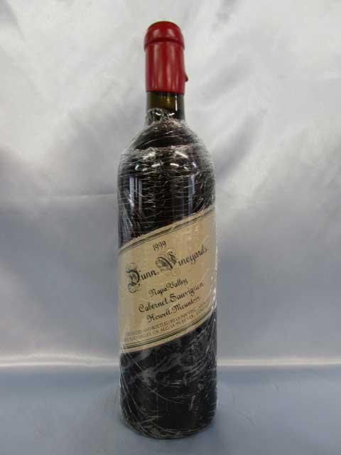 [1999] カベルネ・ソーヴィニヨン ハウエル・マウンテン 750ml ダン ヴィンヤード Cabernet Sauvignon Howell Mountain / Dunn Vineyards