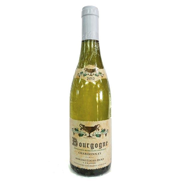 [2012] ブルゴーニュ ブラン 750ml コシュ・デュリ Bourgogne Blanc / Coche Dury [C-4]