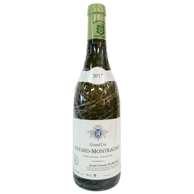 [2015] バタール・モンラッシェ 750ml ラモネ Batard Montrachet / Domaine Ramonet [J-1]