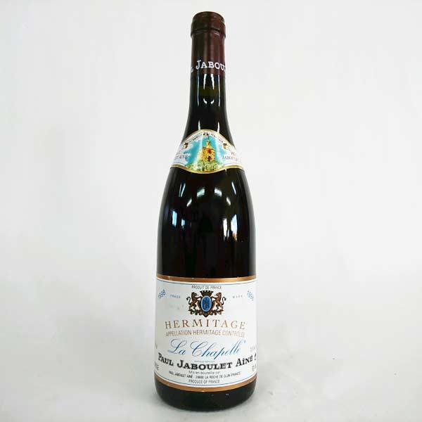 [1998] エルミタージュ ラ シャペル ルージュ 750ml ポール・ジャブレ Hermitage La Chapelle Rouge / Paul Jaboulet [E-4]