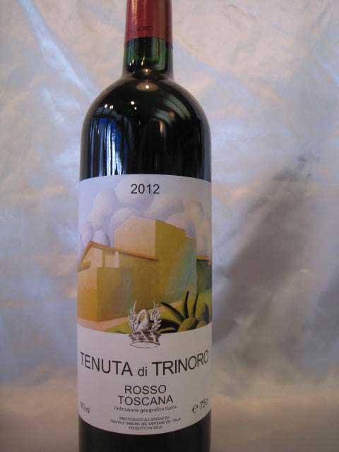 [2012] テヌータ・ディ・トリノーロ 750ml Tenuta di Trinoro