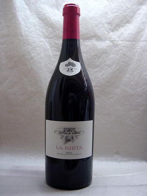 [2005] ラ・ニエータ 750ml ヴィンエード・デ・パガノス La Nieta / Vinedos de Paganos