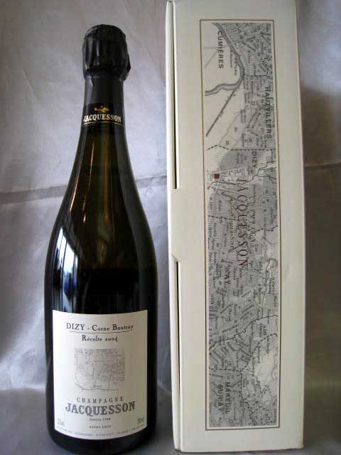 [2004] ディジー・コルヌ・ボートレイ 【箱有り】 750ml ジャクソン Dizy Corne Bautray / Jacquesson