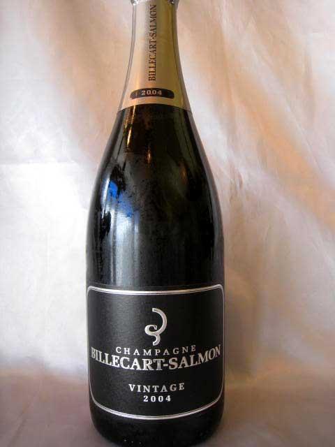 [2004] ブリュット・ミレジメ 750ml ビルカール・サルモン Brut Blanc de Millesime /Billecart Salmon
