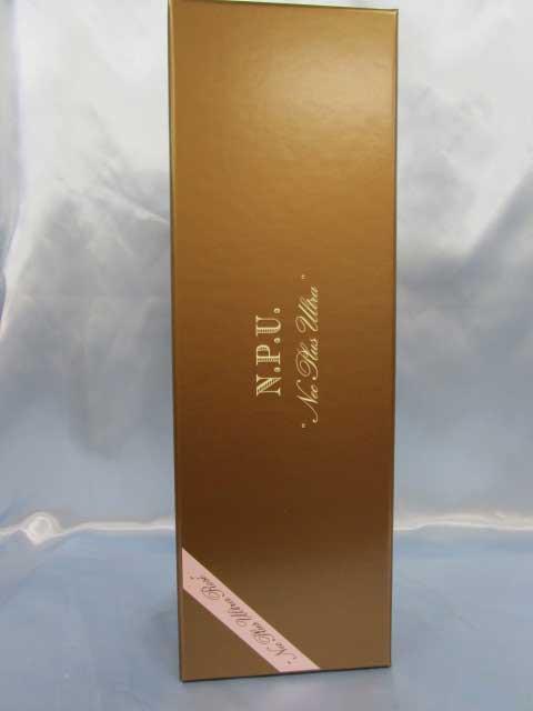 [2003] ブルーノ パイヤール ネック プラス ウルトラ ロゼ NPU 750ml ブルーノ・パイヤール 【箱有り】 Bruno Paillard Champagne Nec Plus Ultra Rose NPU / Bruno Paillard