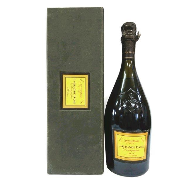 [1985] ヴーヴ・クリコ ラ・グランダム 【箱入り】 750ml Veuve Clicquot La Grande Dame [Sy-1]