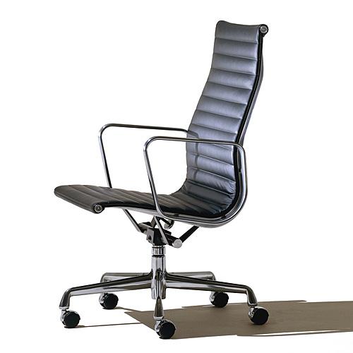 【ポイント5倍!】HermanMiller ハーマンミラー 「Eames Aluminum Group Executive Chair」 【取寄品】