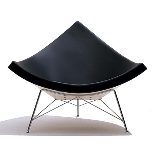 【お買い物マラソン開催中!最大2000円OFFクーポン!ポイント最大16倍|7/11 01:59まで】HermanMiller(ハーマンミラー)「Nelson Coconut Chair」