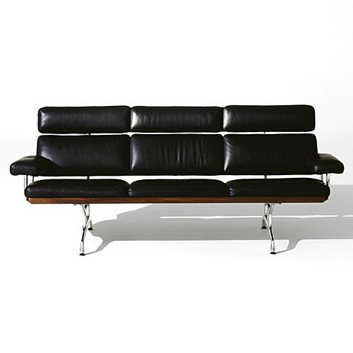 【お買い物マラソン開催中!最大2000円OFFクーポン!ポイント最大14倍|7/11 01:59まで】HermanMiller(ハーマンミラー)「Eames Sofa 3 Seat」
