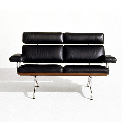 【お買い物マラソン開催中!最大2000円OFFクーポン!ポイント最大14倍|7/11 01:59まで】HermanMiller(ハーマンミラー)「Eames Sofa 2 Seat」