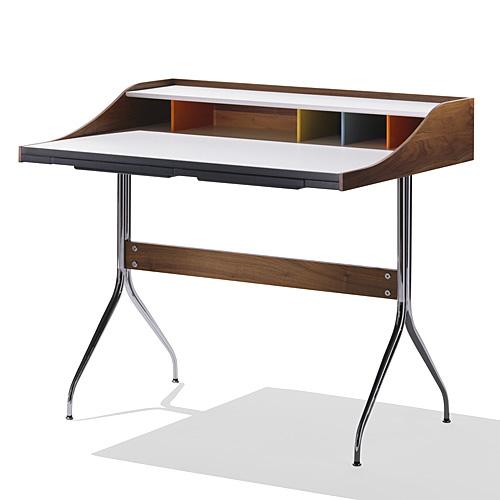 【ポイント5倍!】Herman Miller(ハーマンミラー)Nelson Swag Leg Group Desk 【取寄品】[267NS5850]