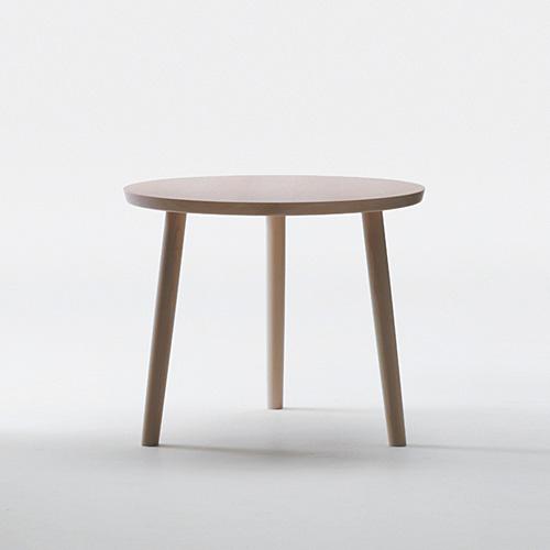 maruni collection (マルニコレクション)「HIROSHIMA (ヒロシマ)リビングテーブル」 ビーチ/ナチュラル【受注品】