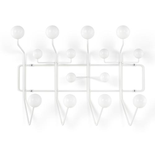 【ポイント5倍!】HermanMiller ハーマンミラー 「Eames Hang-It-All」ホワイト【取寄品】