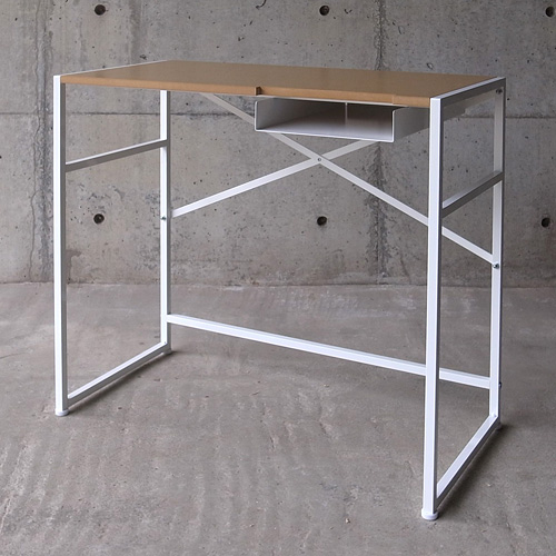 abode(アボード)「XS - Desk」ホワイト