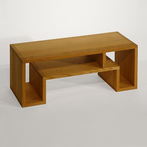 【お買い物マラソン開催中!最大1000円OFFクーポン!ポイント最大25倍|4/28 01:59まで】abode(アボード)「SHOJI - Occasional Table Small」オーク/ナチュラル