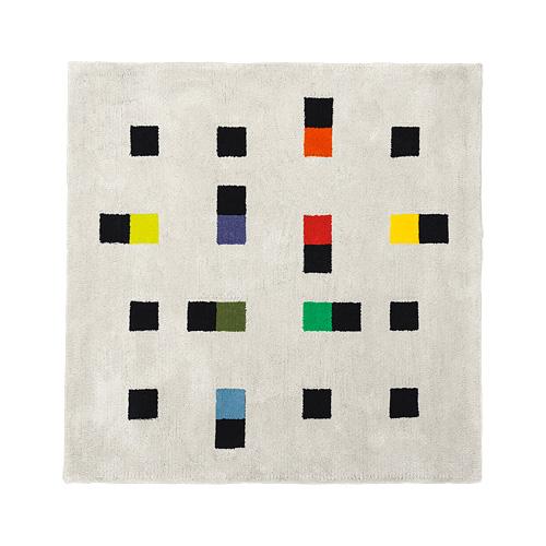 METROCS(メトロクス)「マックス・ビル ラグ colorful accents(カラフルアクセンツ)」1600