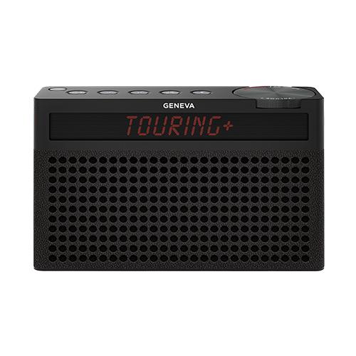 【ポイント5倍!】Geneva(ジェネバ)ワイヤレスポータブルスピーカー「Touring S+」ブラック