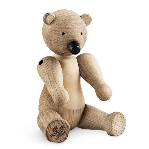 【お買い物マラソンで最大ポイント32倍!8/4(土)20時~】Kay Bojesen Denmark(カイ・ボイスン デンマーク)「Bear(クマ)」